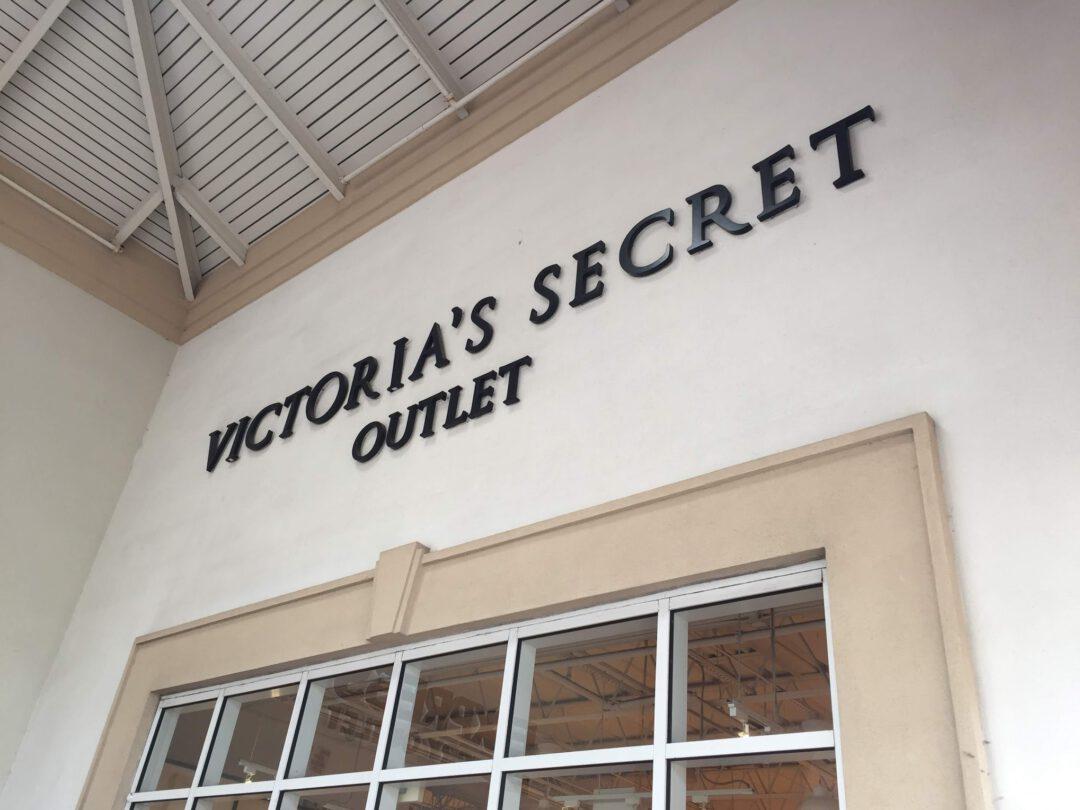 Winkelen in Florida Orlando Premium Outlets Victoria's Secret Outlet