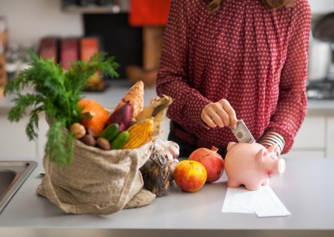 Geld besparen in de supermarkt